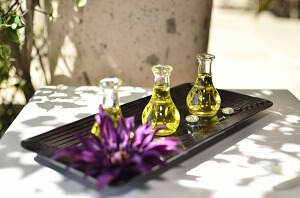aromatherapy oil Spa Massage Cabo Holidays