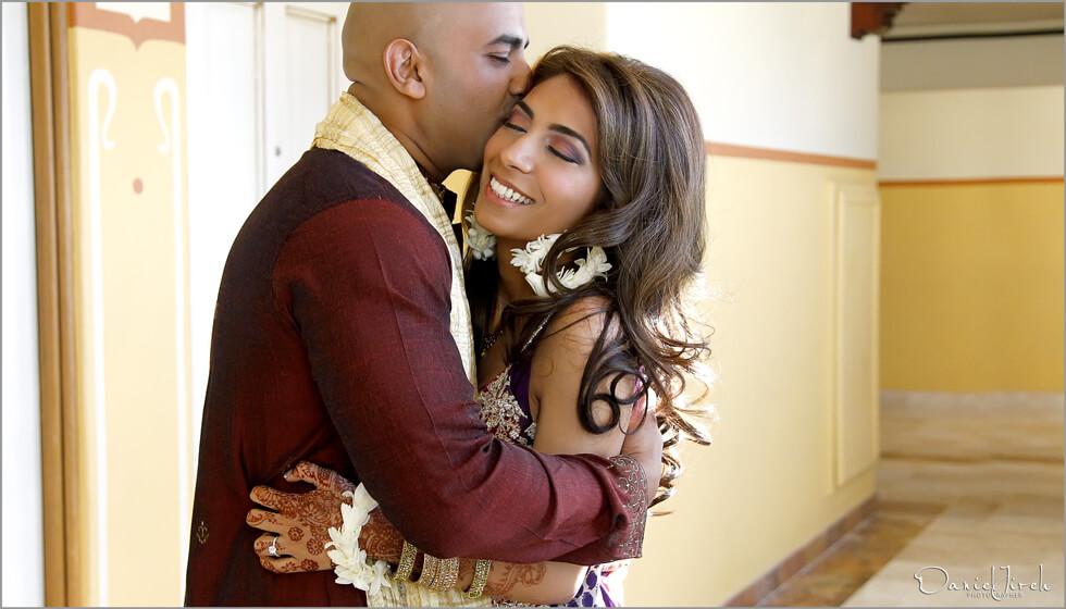 Suzanne Morel traditional Indian wedding make up - Hilton Los Cabos