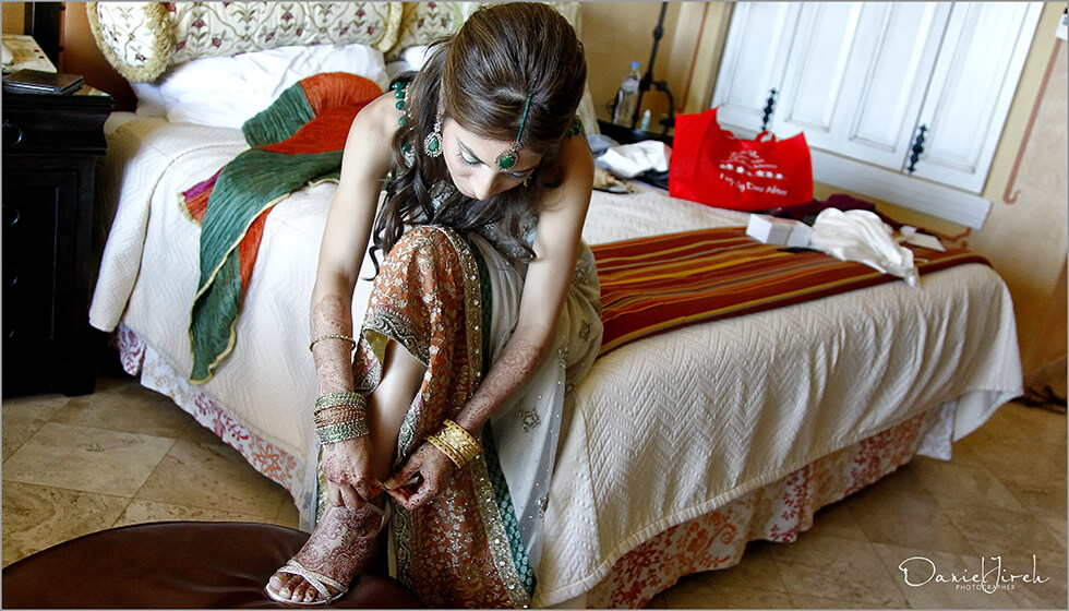 Traditional Indian Pakistani Wedding Hilton Los Cabos