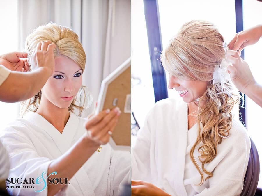 Bridal hair and make-up Barcelo Los Cabos