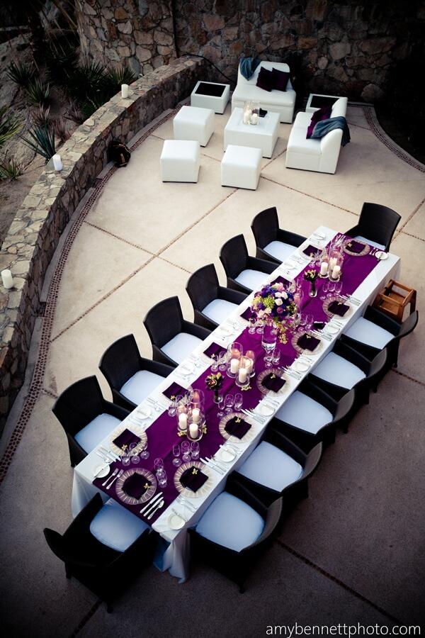 Intimate Destination wedding Esperanza Resort Los Cabos