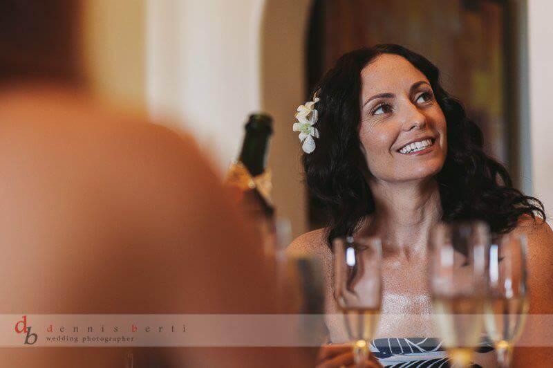 Sheraton Los Cabos wedding hair and make-up