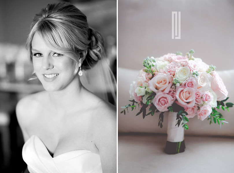 Wedding hair and make-up at Barcelo Los Cabos by Suzanne Morel Mobile Spa - Photography by Ana & Jerome