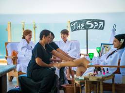 Cabo Bridesmaids Spa Party
