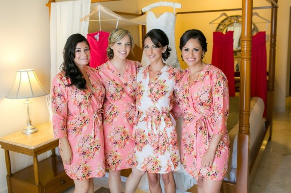 Cabo bridal party 2