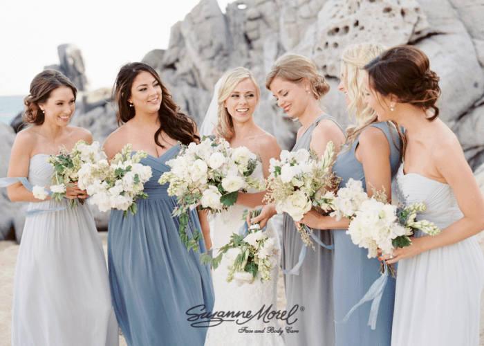 Suzanne Morel Gallery , Bridal Hair and Makeup In Cabo San Lucas