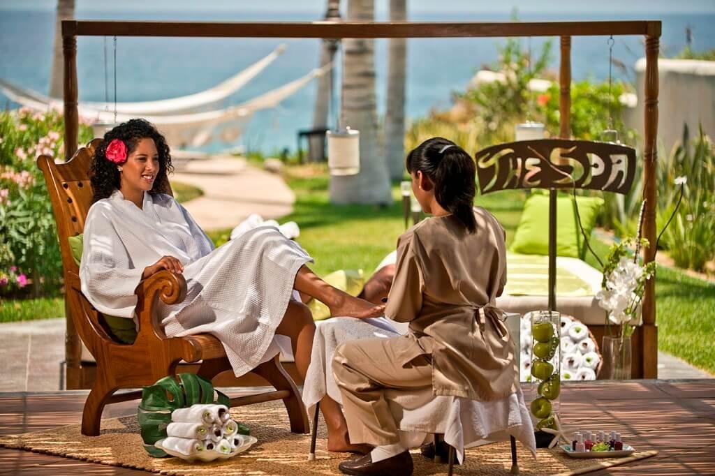 Cabo San Lucas Spa Treatments