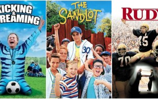 Nine sports movies your kids may not have seen
