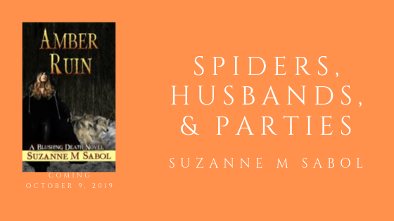 Spiders, Husbands, & Parties
