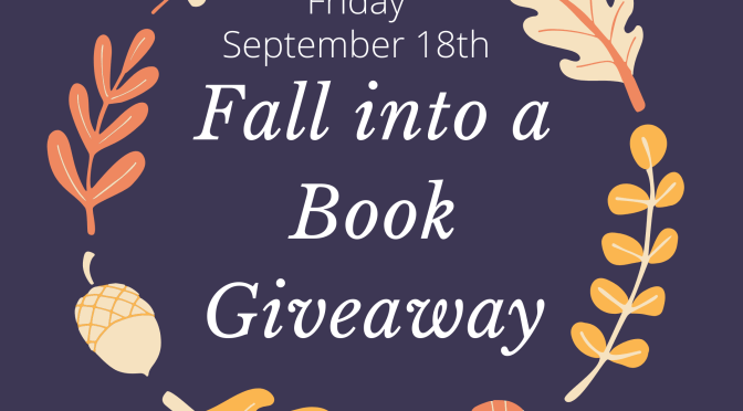 Fall Into a Book Giveaway