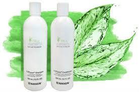 nikken pH balanced magnetic clean scalp stimulate hair growth