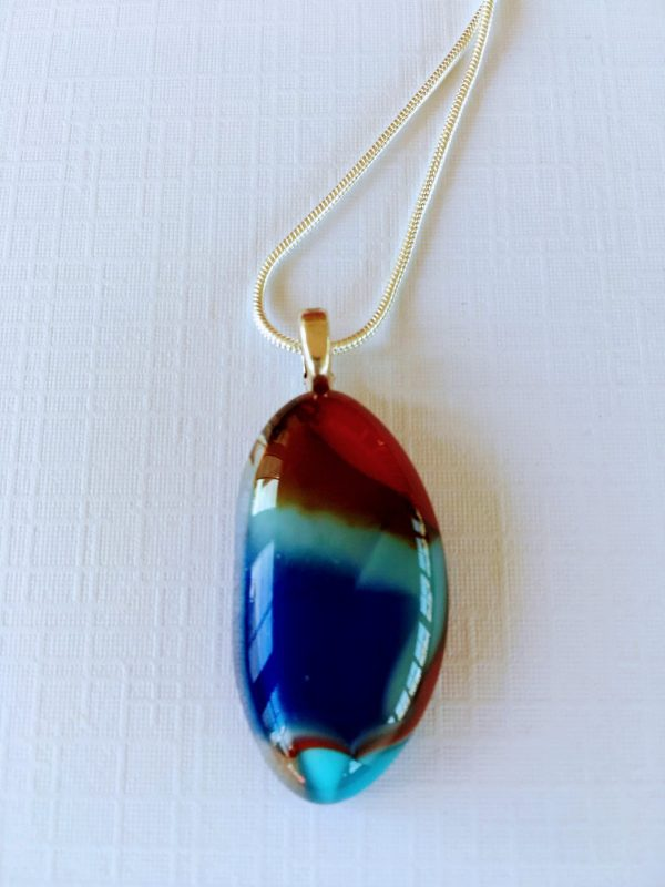 Glass Pendent