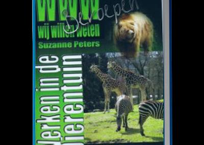 WWW-Beroepen, deel 6: Werken in de dierentuin