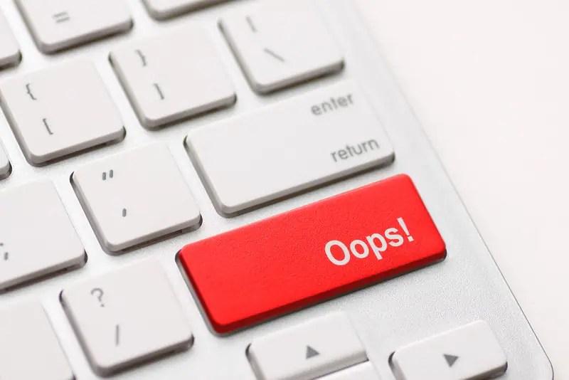Deze 10 fouten zie ik het meest op bedrijfswebsites