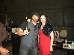 premier with Mel Jackson