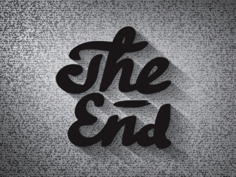 The End - Contact Me