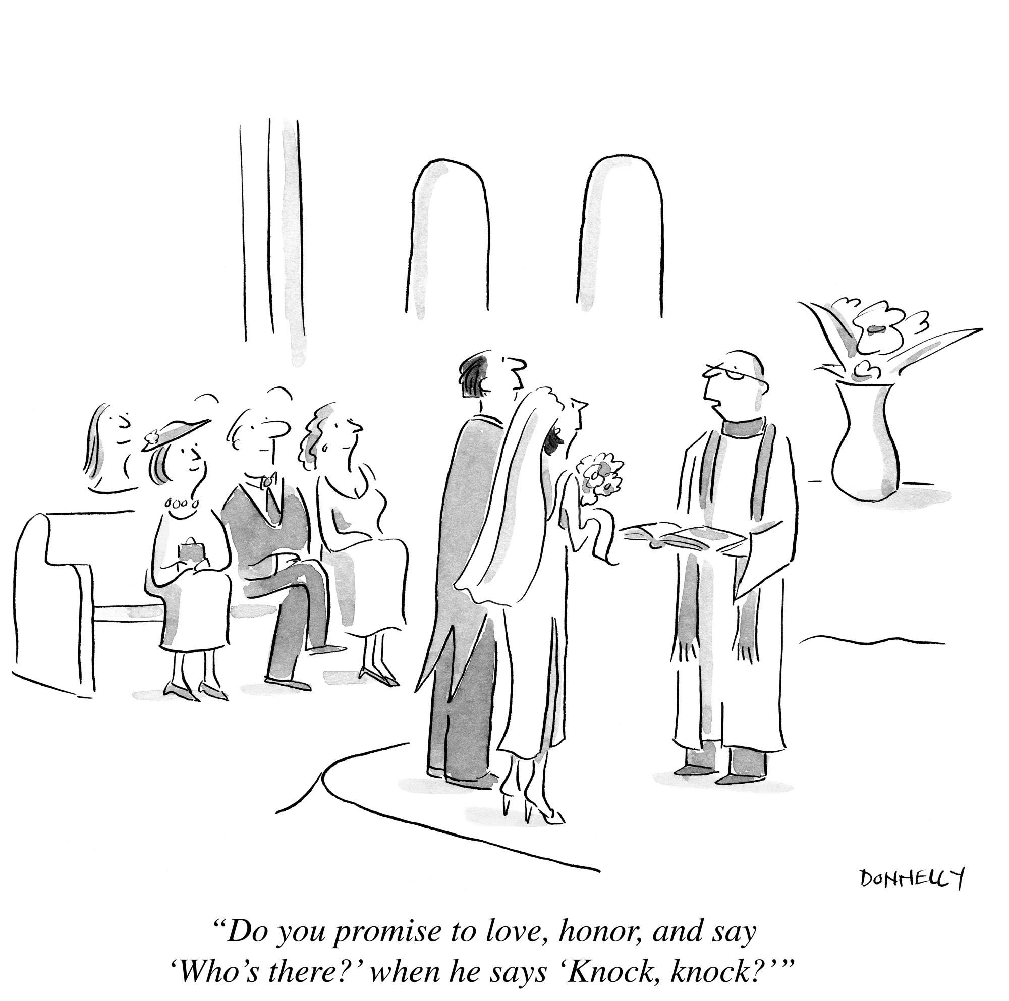 Friday Funny Wedding Comics
