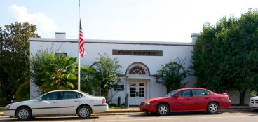 former Philadelphia, Mississippi post office