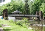 bridge across Monocacy Creek 2