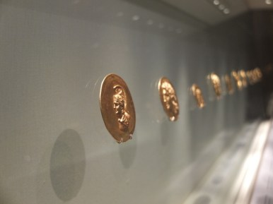 Roman medallions, c 2nd C.