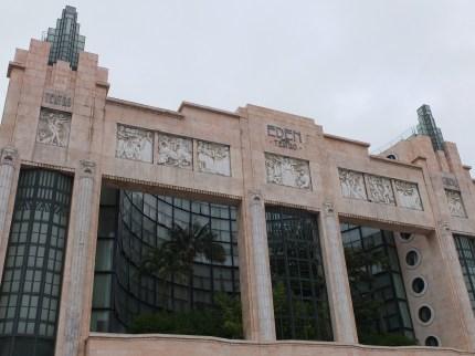 Lisbon's only Art Deco theatre.