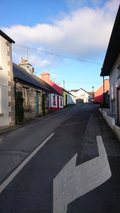 Small Irish town