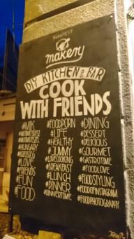 The Makery, DIY kitchen - restaurant