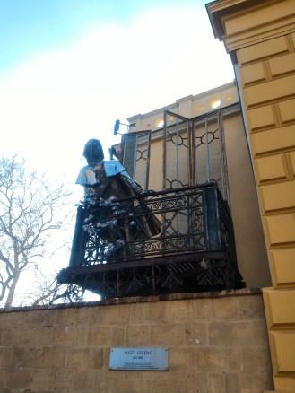 Statue of Liszt Ferenc