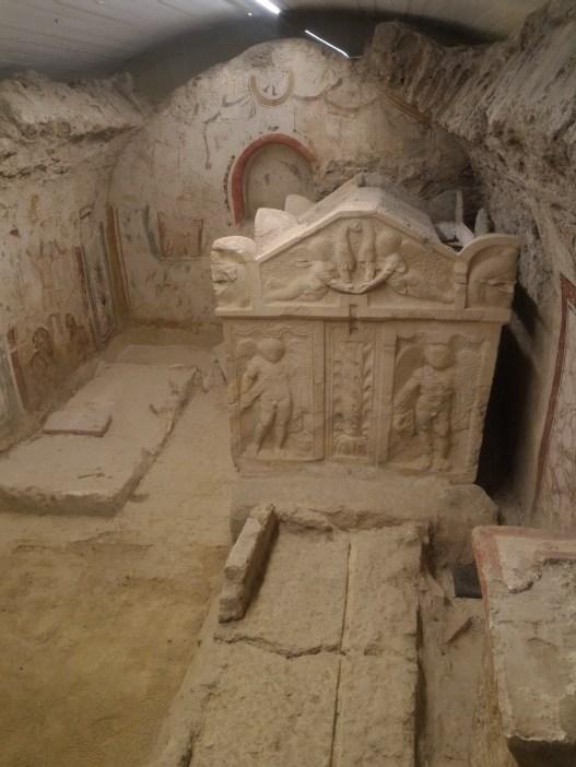 Pécs catacombs