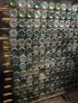 Classic bottle fermentation method