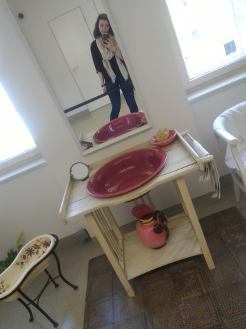 Pink exhibition