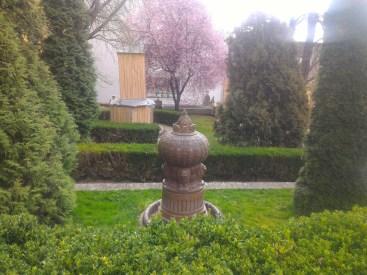Zsolnay Museum Garden