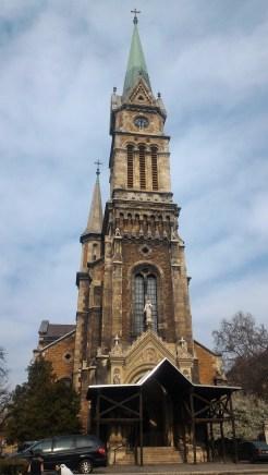 Assisi Szent Ferenc Plébánia Church