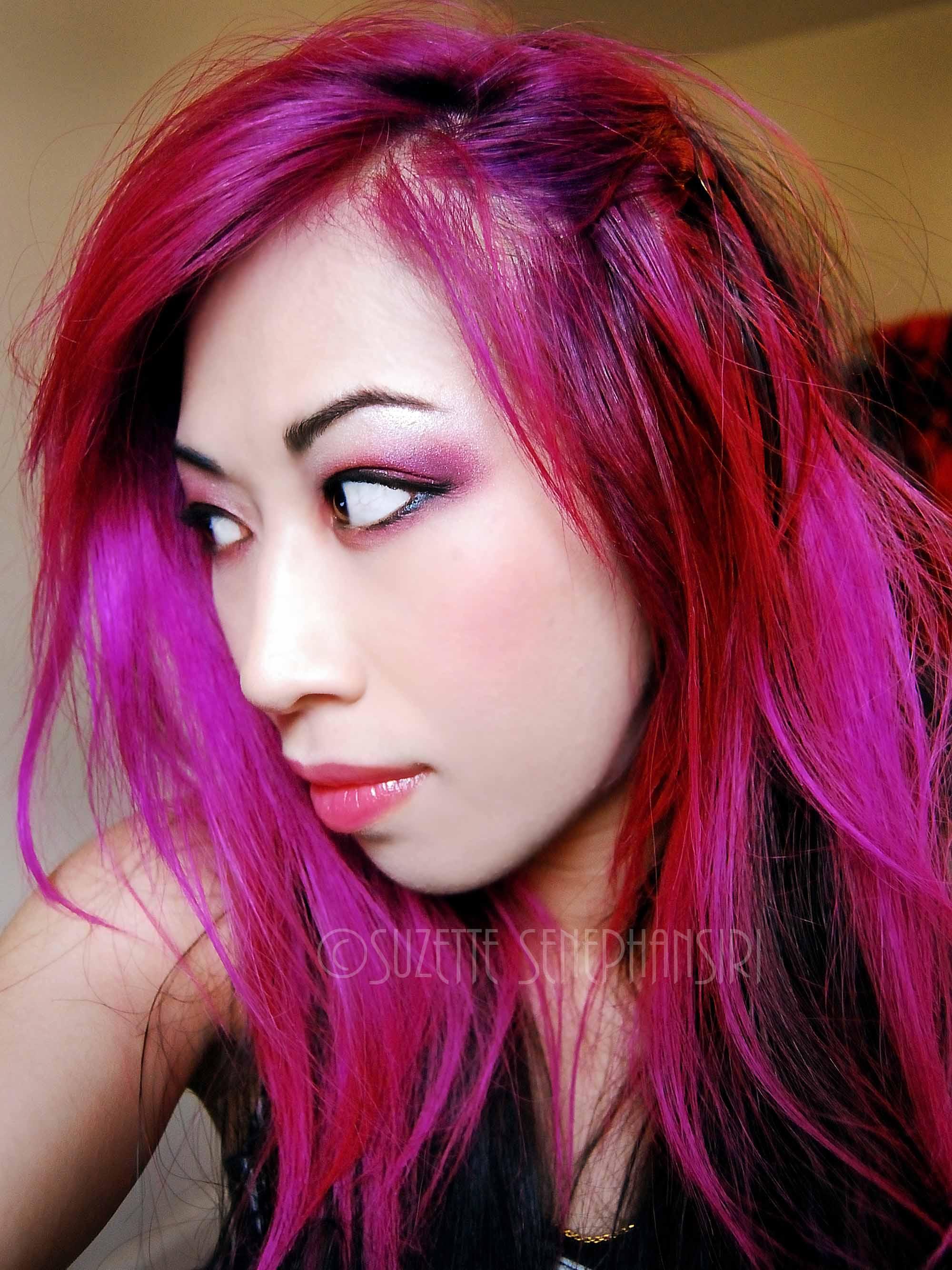 Hair Colour Galore Suzernator