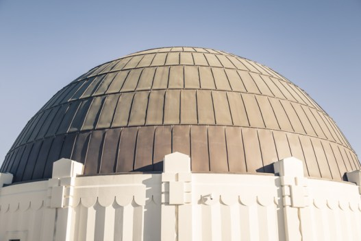 Griffith Observatory Dome