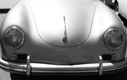 Porsche Front end