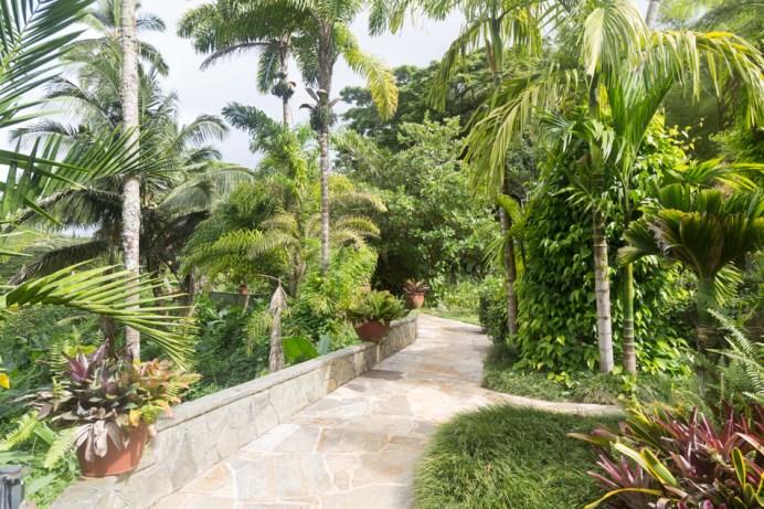 Kauai Hindu Monastery Path
