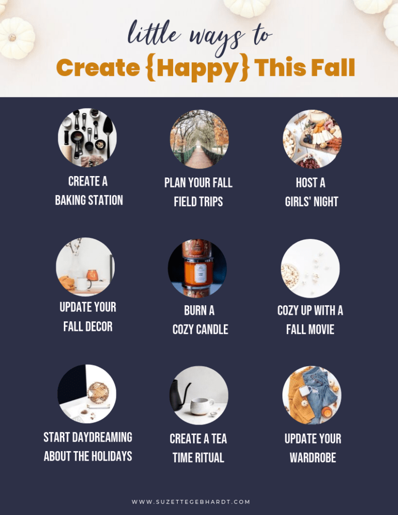 Fall Bucket List Guide Overview