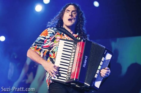 Weird Al @ Puyallup Fair