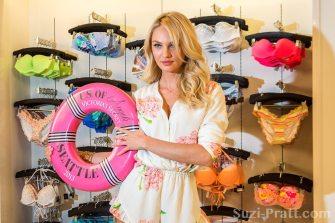 Victoria's Secret Angel Candice Swanepoel