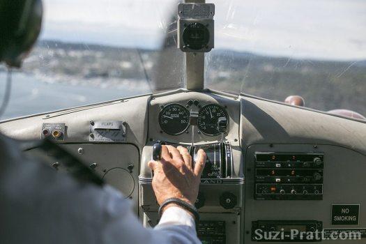 Kenmore Air Seaplane Pilot
