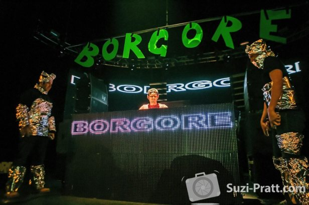 Borgore @ Paramount Theater in Seattle, WA