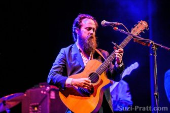 Iron and Wine @ Paramount Theater, Seattle WA