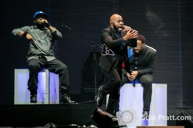 Naturally 7 @ Key Arena Seattle