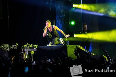 Macklemore And Ryan Lewis Perform At Key Arena