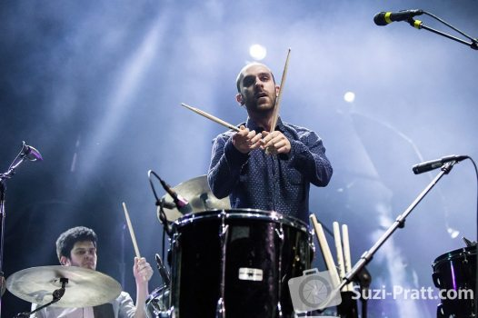 X Ambassadors @ Key Arena, Seattle, WA