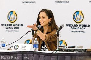 Wizard World Portland Comic Con Eliza Dushku