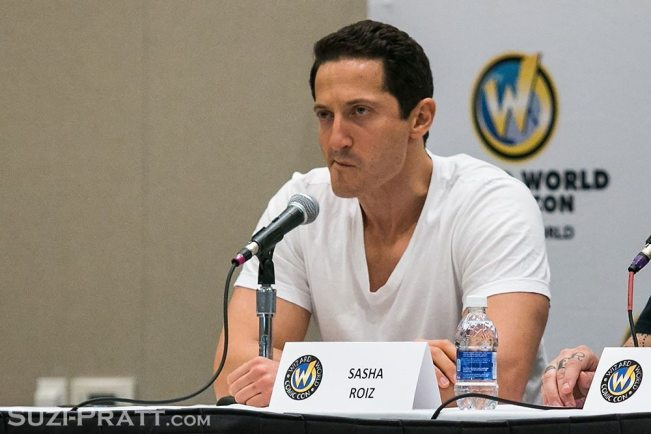 Wizard World Portland Comic Con Grimm Sasha Roiz