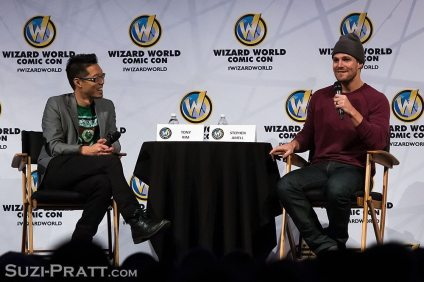 Wizard World Portland Comic Con Stephen Amell
