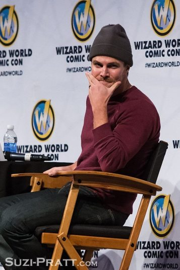 Wizard World Portland Comic Con Stephen Amell